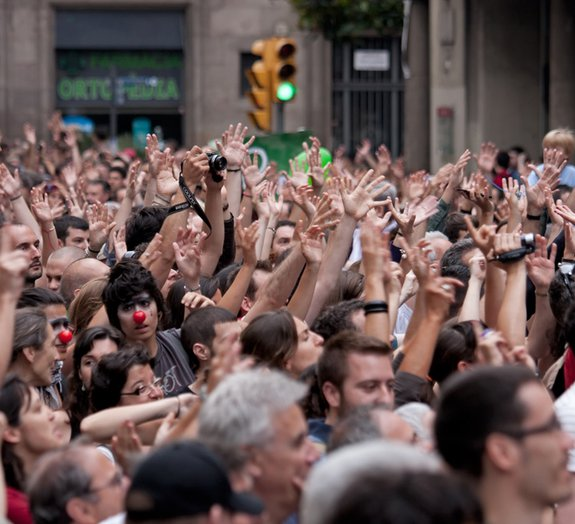 Confira 5 protestos completamente inusitados