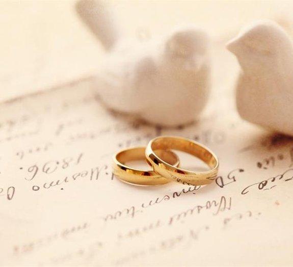 Por que nós usamos anéis de casamento?