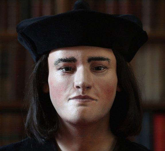 Pesquisadores britânicos reconstroem o rosto do Rei Ricardo III