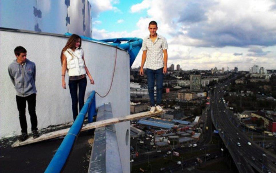 9 imagens que angustiam quem tem medo de altura