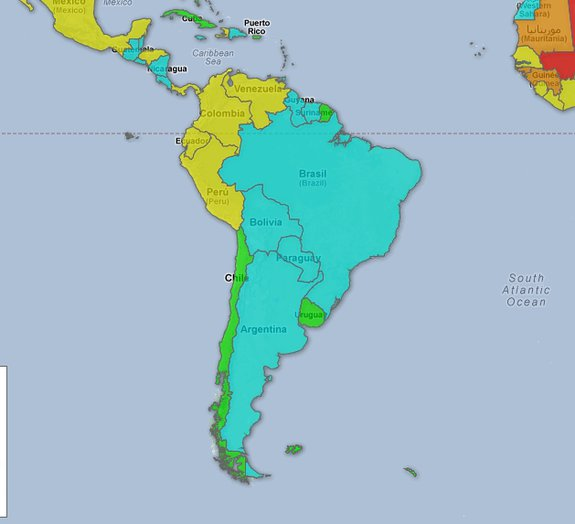 Saiba quais são os países mais perigosos para turistas