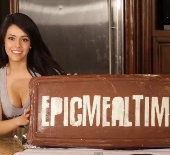 Veja como foi feita a barra de chocolate que pesa mais de 45 kg [vídeo]