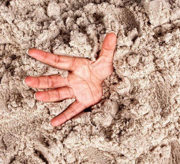 Você sabe como sobreviver à areia movediça?