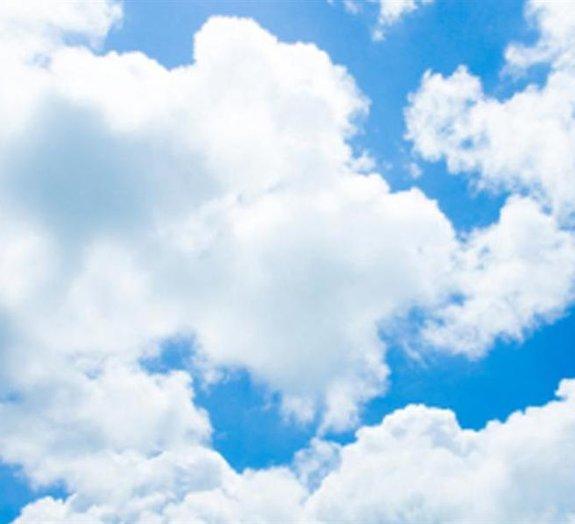 É possível calcular o peso de uma nuvem?