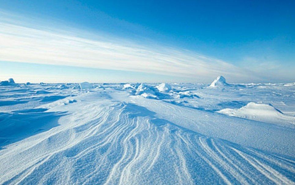 Você sabia que a Rússia já quis derreter o Ártico?
