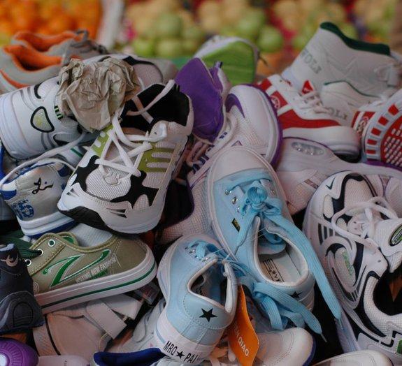 Já pensou como seria a sua vida se os sapatos não existissem?