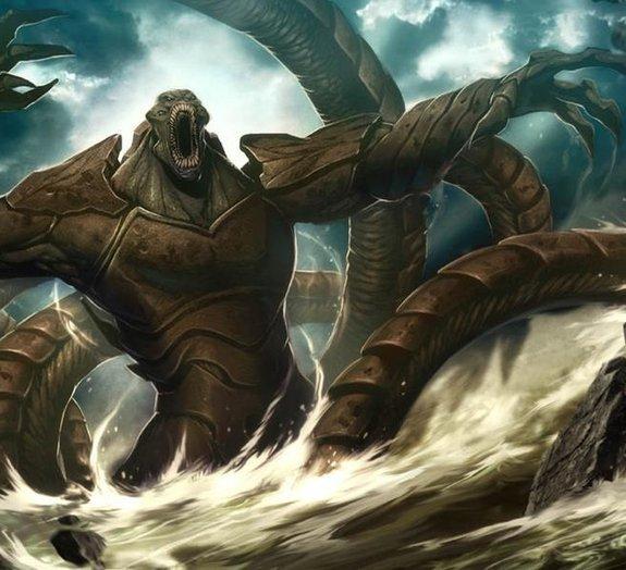 11 monstros míticos que você não gostaria de encontrar