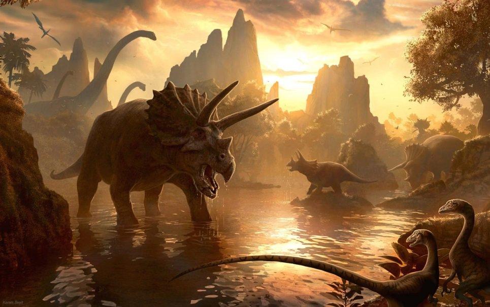 5 teorias estranhas sobre a extinção dos dinossauros