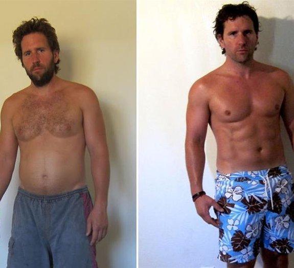 Personal trainer avisa: desconfie das fotos de transformação corporal