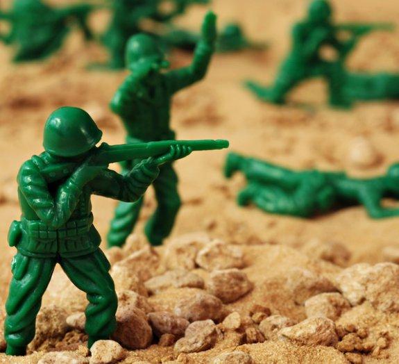 5 das batalhas mais absurdas da História