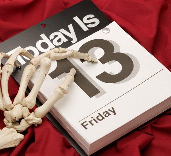 Você sabia que mais acidentes acontecem nas sextas-feiras 13?