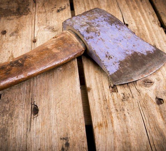 Design do machado é reformulado pela primeira vez em milhares de anos