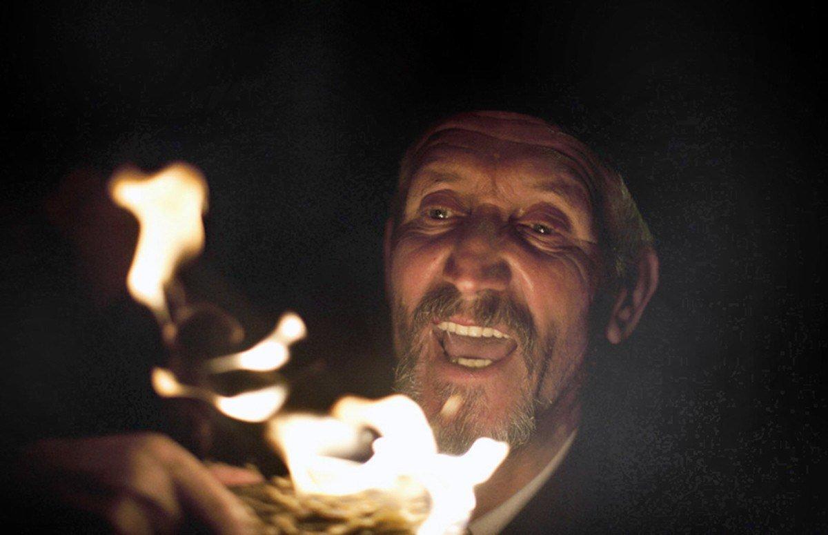 O mistério do Fogo Sagrado