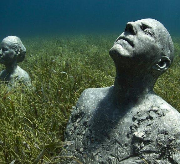 10 maravilhas que se encontram submersas