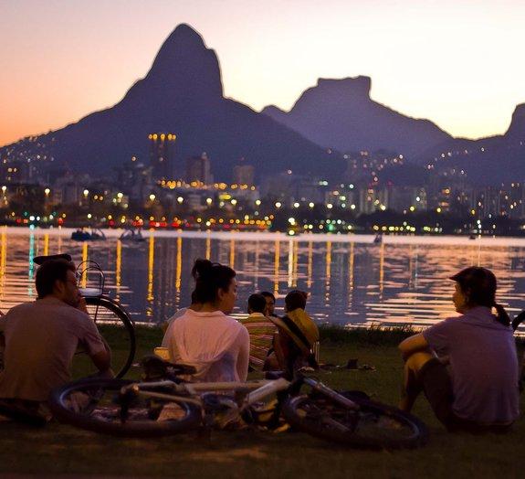 10 lugares incríveis para andar de bicicleta