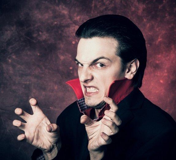 5 sinais que indicam que os vampiros poderiam existir