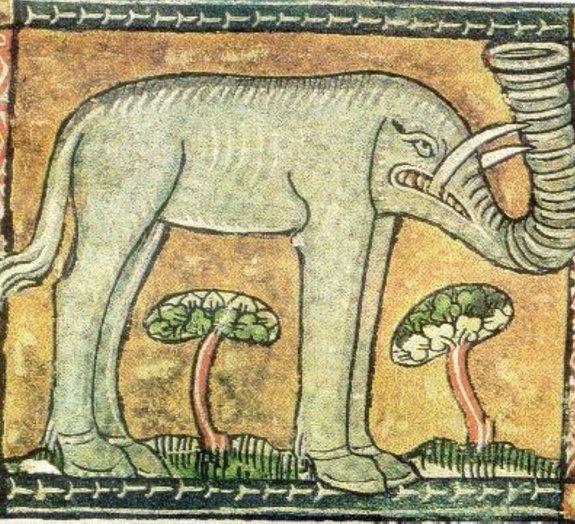 13 bestas e monstrengos da Idade Média