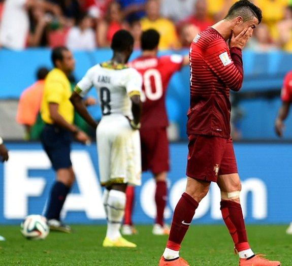 Confira algumas fotos bizarras dos craques que brilham na Copa do Mundo