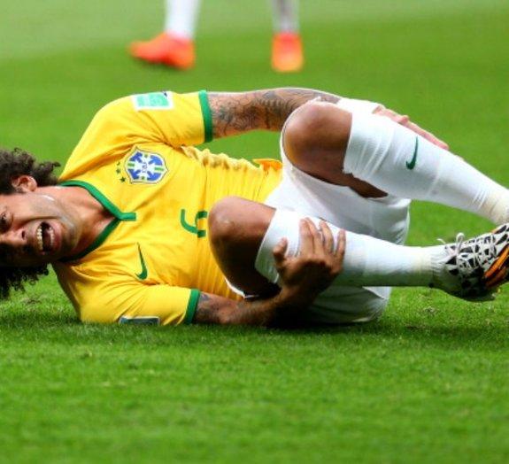 Veja quais são as lesões que afetam os jogadores de futebol [infográfico]