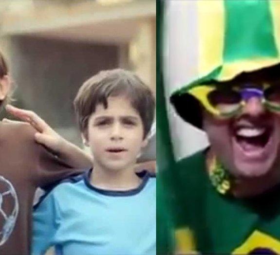 Campanhas do Itaú e da Sadia para a Copa viram piada na internet