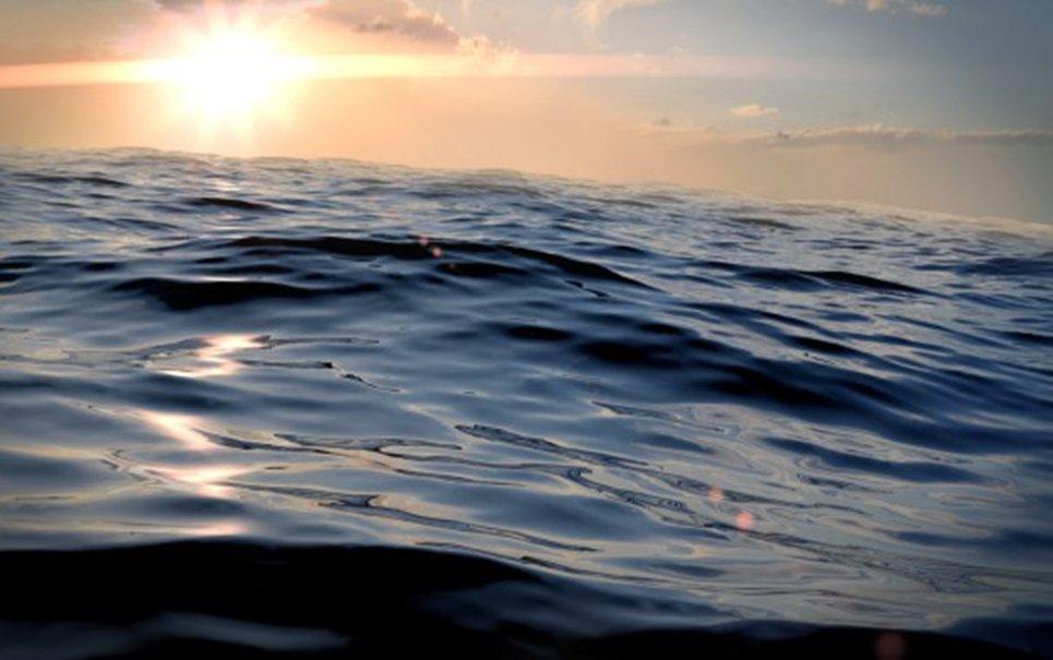 Descubra o que há do outro lado do oceano