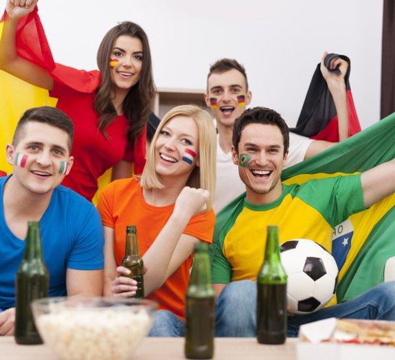 Consumo de cerveja, pipoca, churrasco e refrigerante cresceu durante Copa
