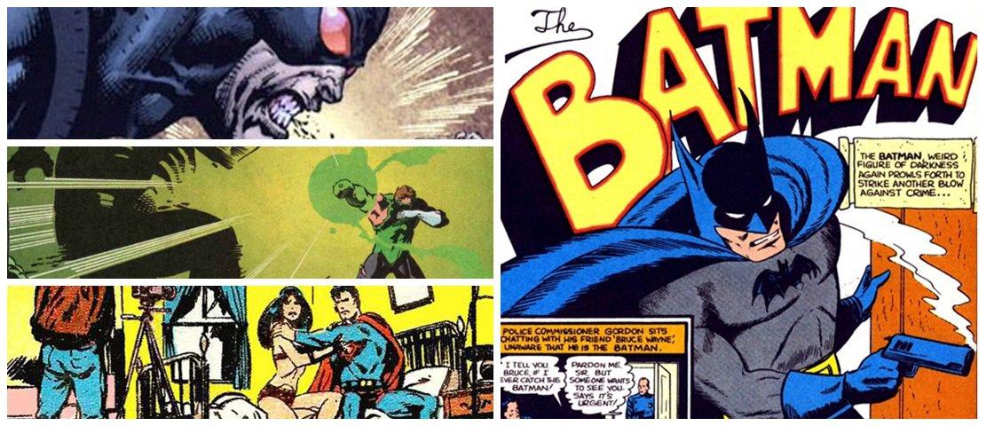 6 momentos chocantes nas histórias em quadrinhos de super-heróis