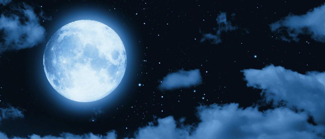 Cientistas descobrem que a Lua tem a forma de um limão