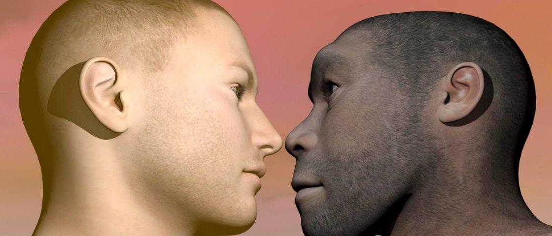 9 curiosidades sobre a evolução dos seres humanos