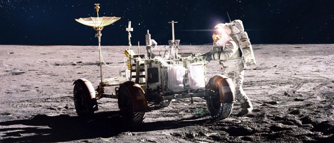 Mais uma maneira de provar aos conspiradores que o homem esteve sim na Lua