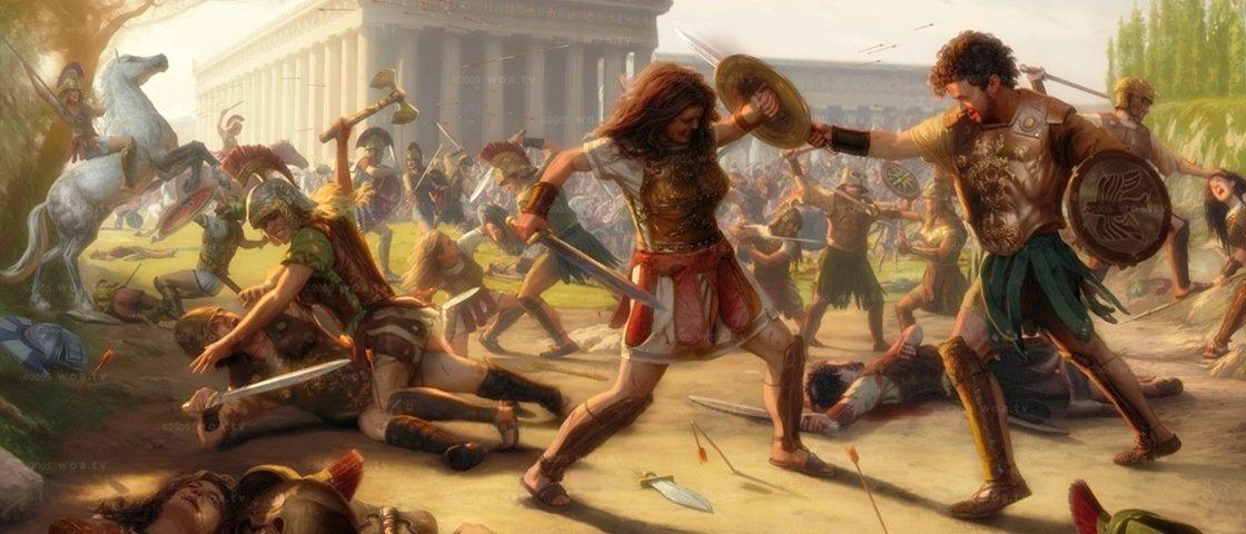 Mulheres guerreiras: as mitológicas Amazonas realmente existiram?