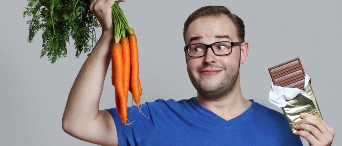 Sabia que é possível ensinar seu cérebro a gostar de alimentos saudáveis?