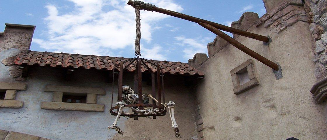 Ao ataque: conheça 15 armas insanas usadas na época medieval