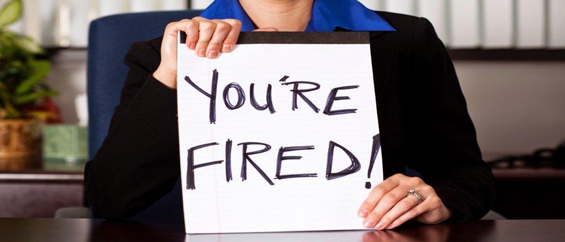 Injustiça: 11 casos de pessoas que foram demitidas por motivos absurdos