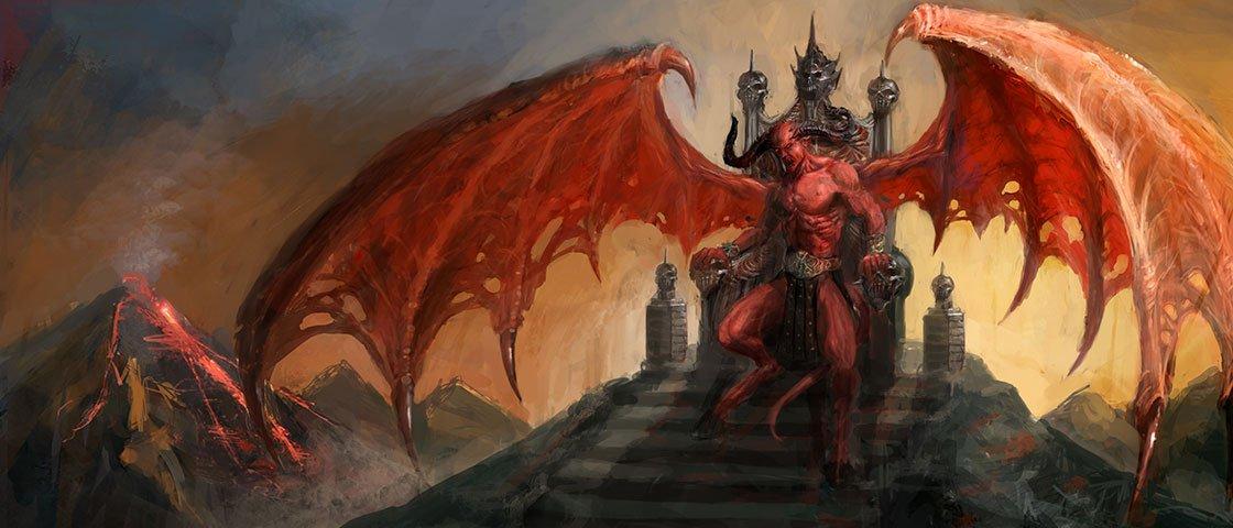 Sinistro: alguns fatos sobre Lúcifer e outros reis do Inferno