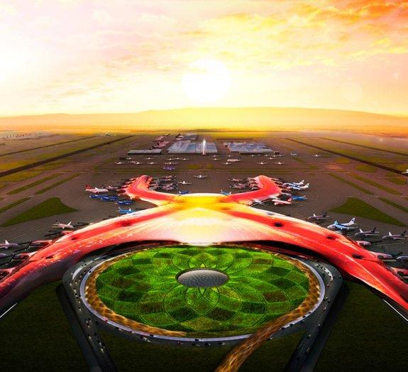 Os Illuminati e o novo aeroporto da capital do México [vídeo]