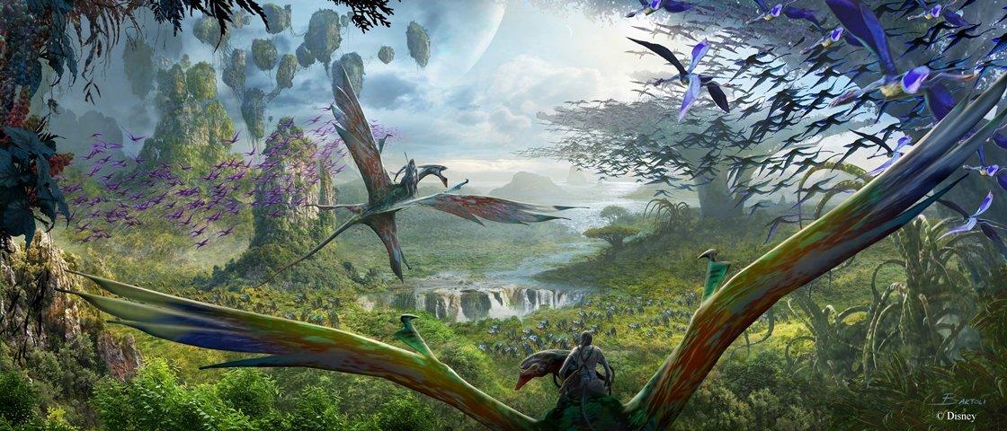 Cientistas descobrem novas criaturas que parecem ter saído de Avatar