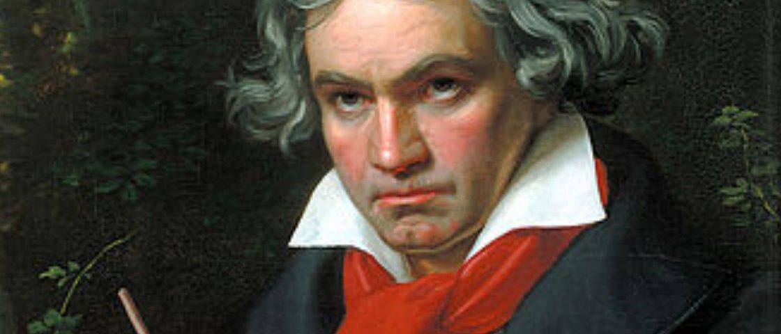 Beethoven estava realmente surdo quando compôs suas grandes obras?