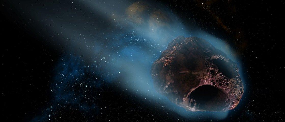 Sonda Rosetta revela que cometa tem um cheirinho bem desagradável