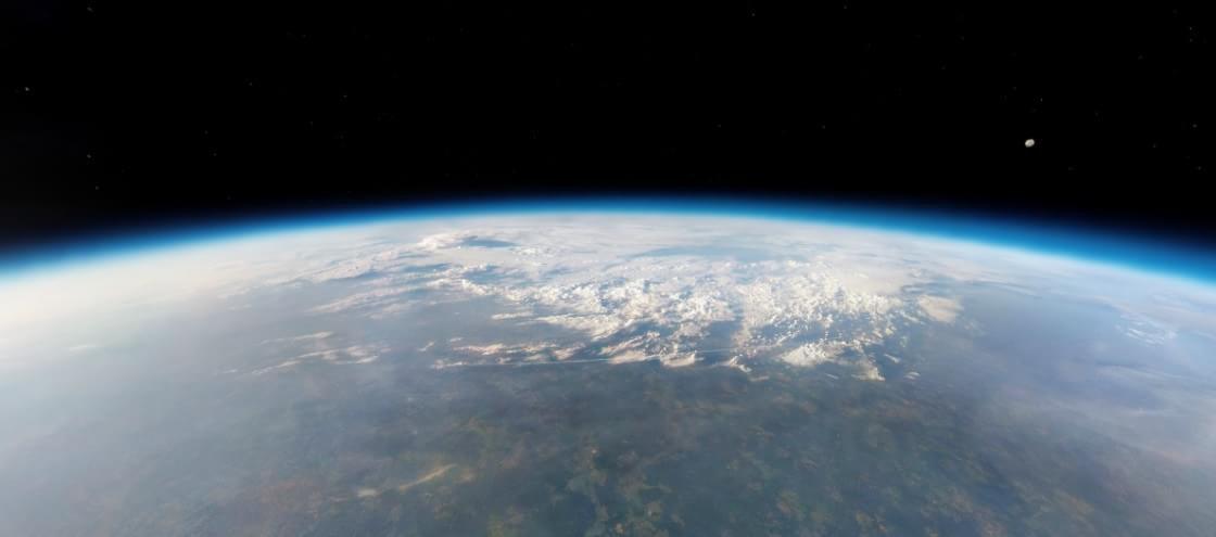 9 coisas incomuns que já foram mandadas para a estratosfera
