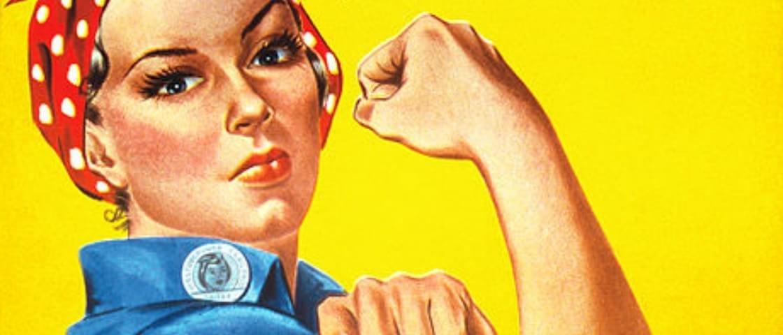 We can do it: estas 35 mulheres ajudaram a mudar o mundo