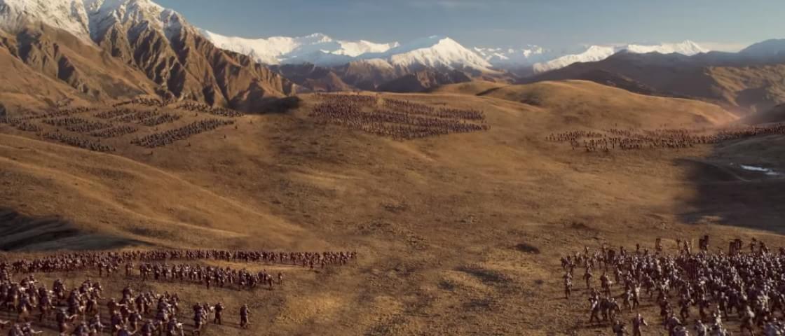 Fãs de Tolkien, preparem-se: este vídeo vai levar vocês à Terra-Média