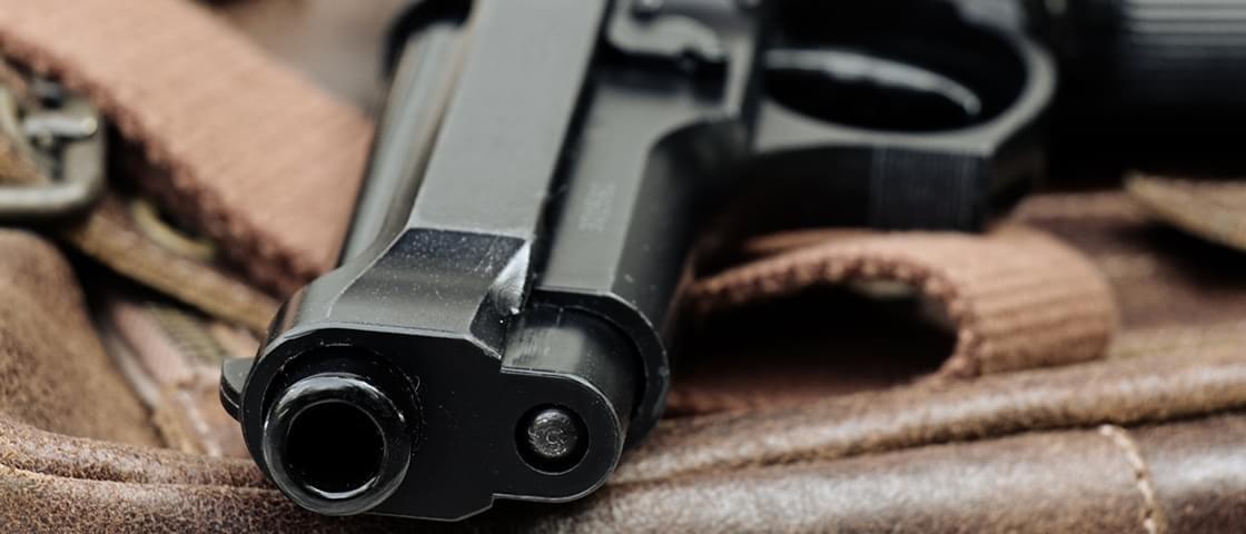 Conheça detalhes das pistolas utilizadas na Segunda Guerra Mundial