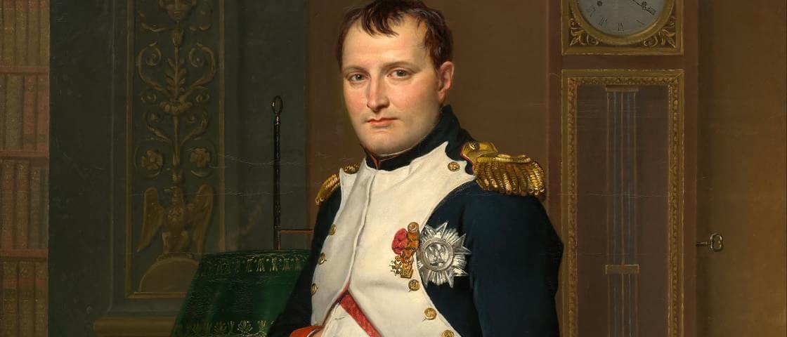 Relógios suíços trarão DNA de Napoleão