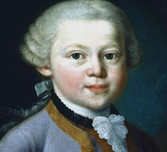 Talento não é tudo: Mozart não nasceu como um gênio musical