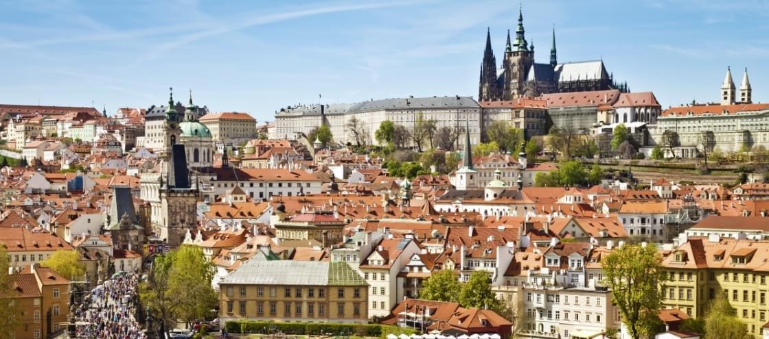 Próxima parada: República Tcheca — onde o leste e o oeste europeu se reúnem