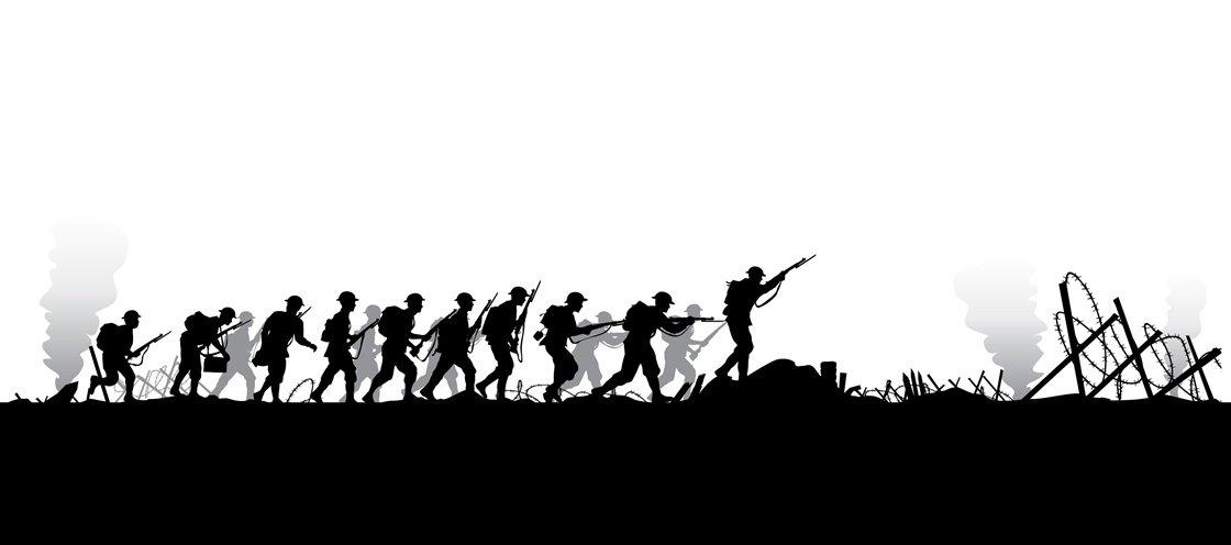 Quais países tiveram os maiores exércitos no decorrer da História?