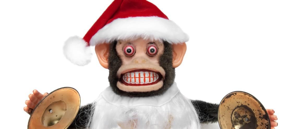 27 enfeites festivos que vão assombrar o seu Natal