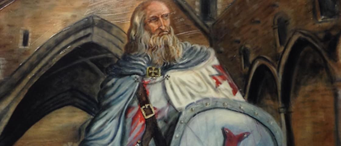 Conheça a maldição de Jacques de Molay, último grão-mestre dos Templários
