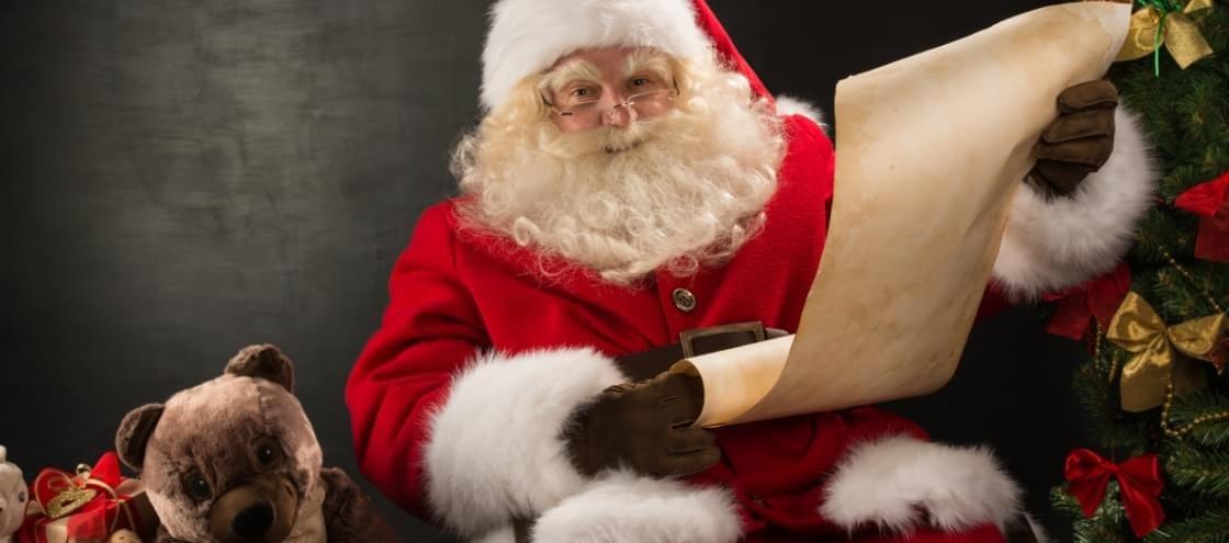 Confira algumas curiosidades interessantes sobre o Papai Noel